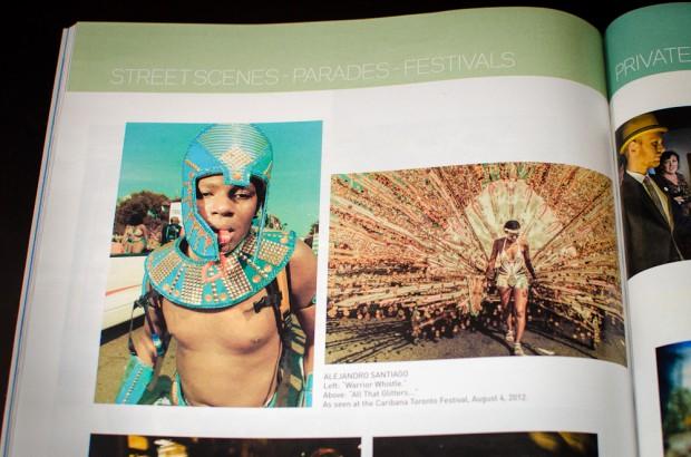 Alejandro Santiago, Winner, Photo District News' The Shot Contest, 2012.