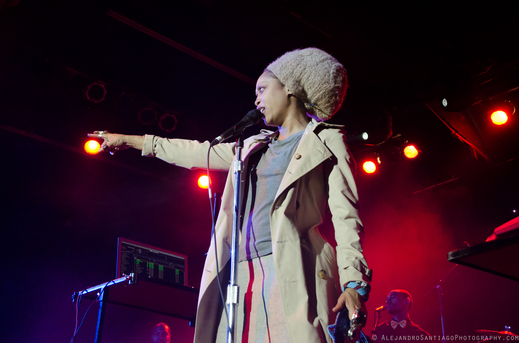 Erykah badu flaming lips - 2 part 7